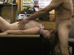Amateur tight mouth plowed by stiff dick