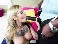 Busty and blonde Kleio Valentien gets destroyed by Lexington