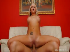Briana Blair Fucked With Her Jeans On