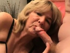 Mature Wife Oral Sex and Cum in Her Nice Pussy