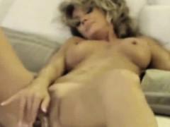 Hottest Milf Ever Orgasms On Webcam