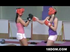 Femdom Teen Boxers
