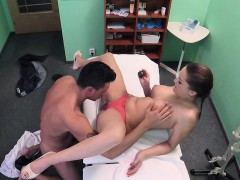 Nurse caught guy wanking at her desk