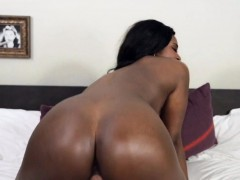 Black Big Ass Bouncing On White Cock Camille Amore