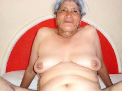 HELLOGRANNY Grannies with their boobs