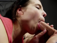Natural Teenie Gapes Spread Pussy And Gets Deflorated