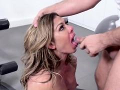 Sexy Slut Nina Dolci Enjoys Intense Anal Dicking