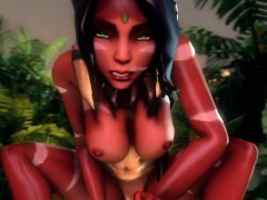 Nidalee - Queen Of The Jungle