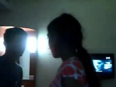 Indian Desi Girl Pounded Doggystyle And Facial