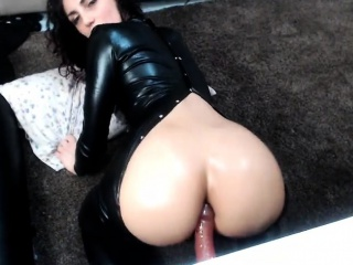 Latex anal and pov