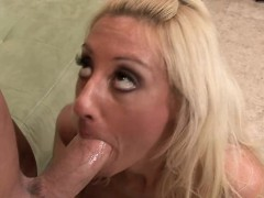 Buxom MILF picked up and fucked