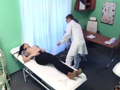 Doctor Fucks Horny Patient In Hospital