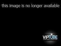 Cumshot on big tits for whore