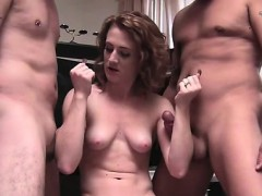 Lucy Fire Gets Her Muscles Fucked