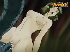 Hentai tentacle fuck
