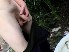 Bondage hairy movies Boys like peeing in the open, this much