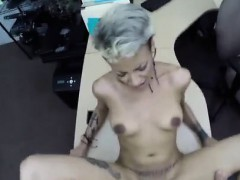 Brunette french anal black Fucking Your Girl In My PawnShop