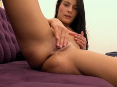 Charming czech beauty lexi dona pleasures and gets off