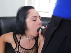 Kristina Rose teases and twerks