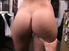 Busty brunette fuck buddy Went balls deep in that superb pus