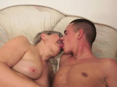 Spex gilf fucked by young guy