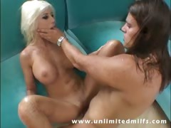 Euro Hottie Puma Swede Tight Shaved Snatch Plowed With