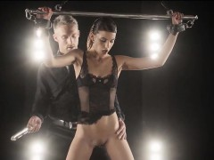 XCHIMERA - Hot Czech Candice Luca bound and fucked deep