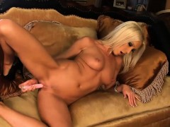 Diana Doll is ready for some masturbation fun with you boys