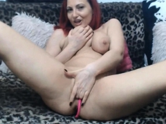 Redhead MILF Is Up For Deep Hard Pussy Fuck