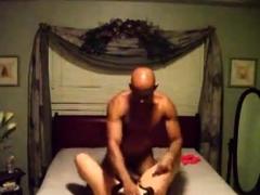 Unfaithful wife makes sex with black neighbor