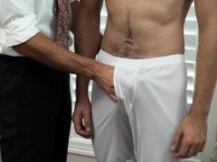 Older Mormon Pounds Ass