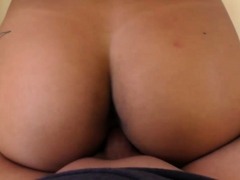 In desperate need of a loan latina was able to get it