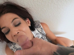 Stepsons Cum Exploded On Stepmoms Mouth