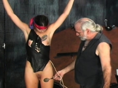 Wicked Spanking And Sex In Bondage Clip