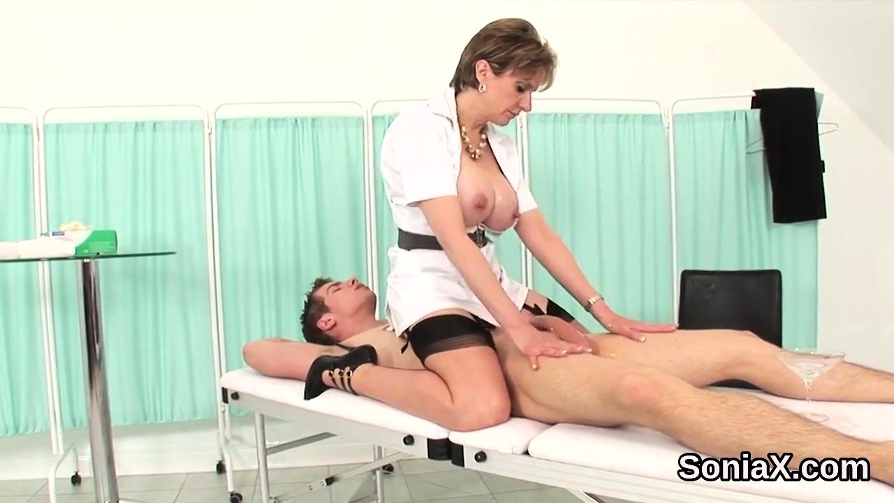 Shame! Lady sonia mature tits