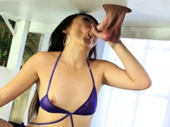 Asian Gives Good Cock Massage