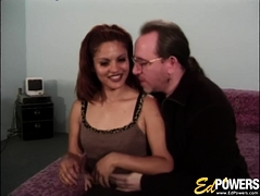 Vintage Babe Joselle Plowed Passionately By Hung Agent