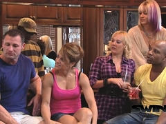 Swinger Group Does Sexual Exercises