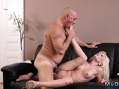 Old dude fuck young girl and white guy xxx Horny blond wants