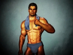 My Kind Of Muscular 3d Males