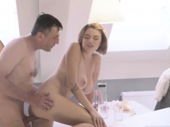 Teen fuck daddy and old lady porn first time Old wise gentle