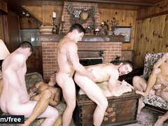 Aspen And Colby Keller And Griffin Barrows