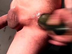 Naked Men Angel Seizes His Camera For A Pov Jerk Off