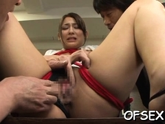 Remarkable Darling Chihara Nakai Begs For Fuck