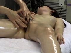 Erotic japanese movie Teen massage 2
