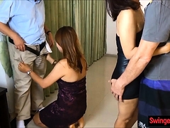 Thai wife wants some foreign cock inside her pussy