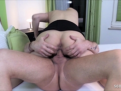 First Time Casting Fuck For 18yr Old German Teen Julia