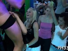 Oozing Cookie On The Dance Floor