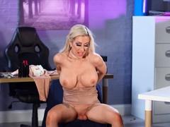 Big Tits At Work - Danny D Skyler Mckay