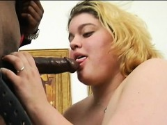 Biggest dick for sexy plump